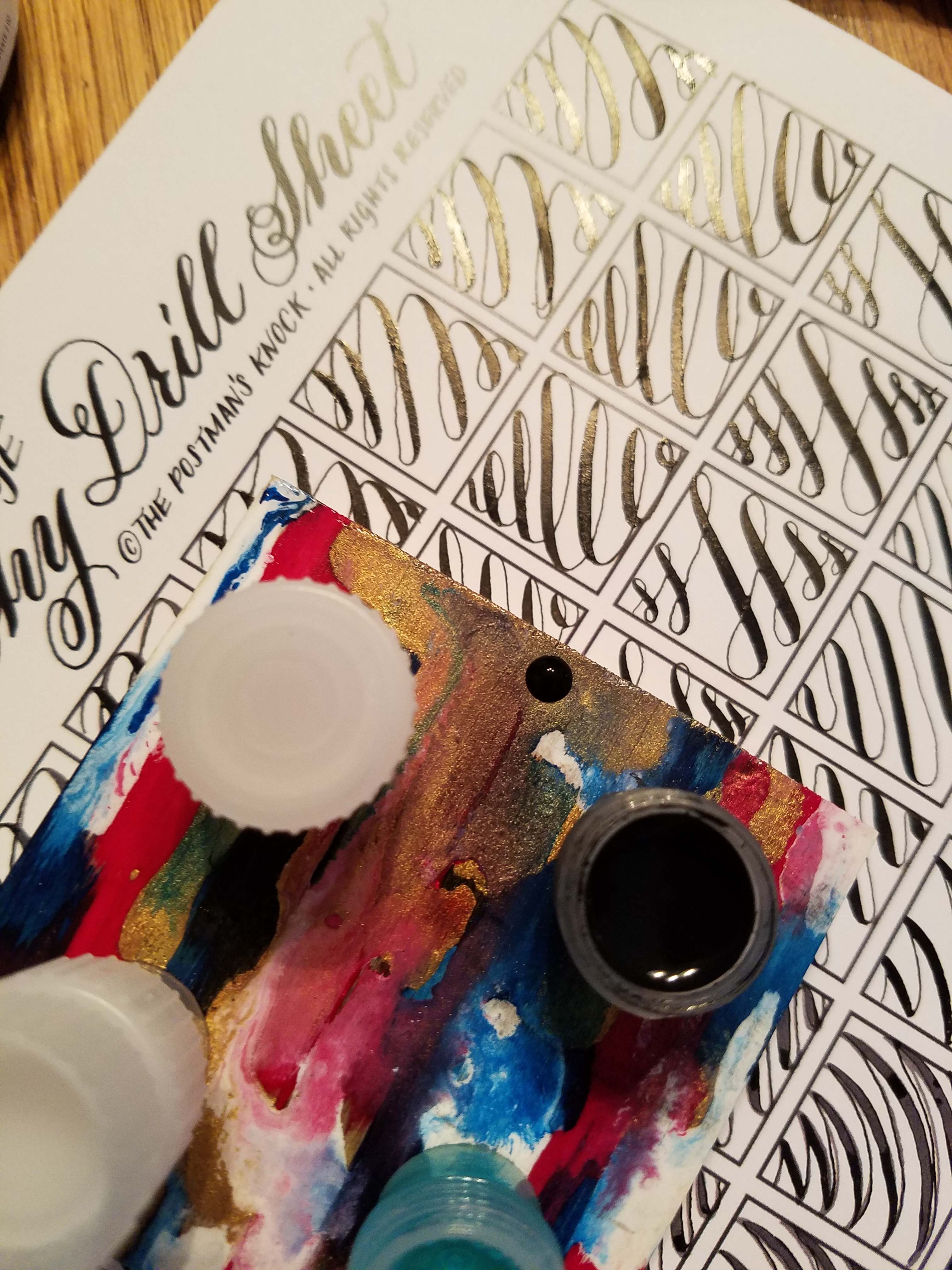Friday Night Tutorial: Dinky dips spruce up | A Life Ever Changing